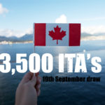3,500 ITA's in the 19th September draw at minimum threshold of 441