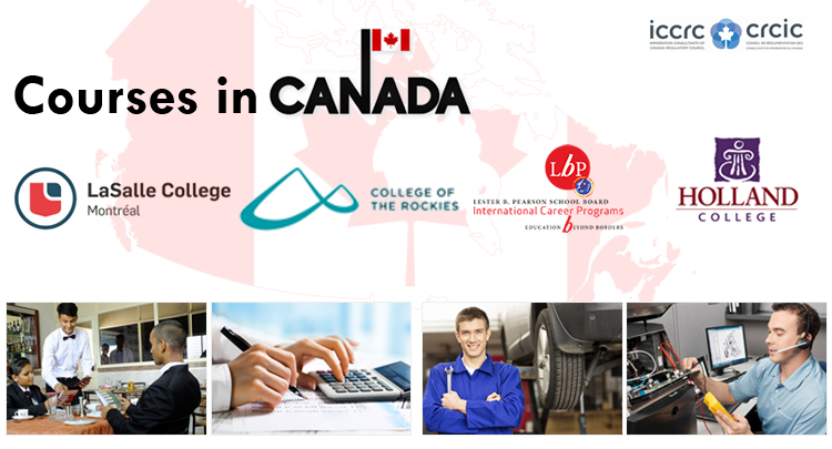 Study Courses in Canada