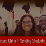 India Surpasses China In Sending Students To Canada