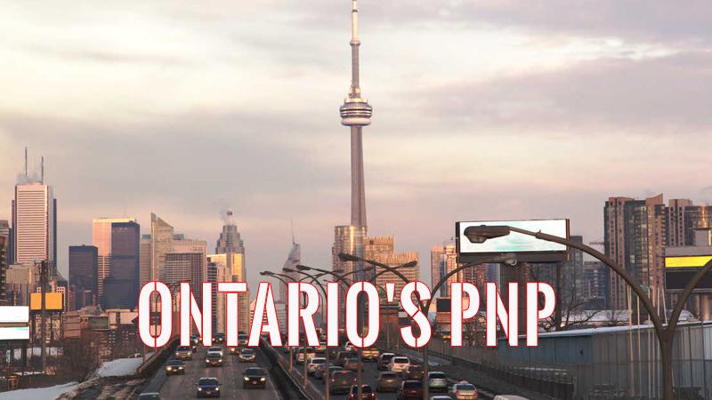 Ontario's PNP