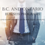 The Entrepreneur Immigration Stream: Opportunities in B.C. and Ontario