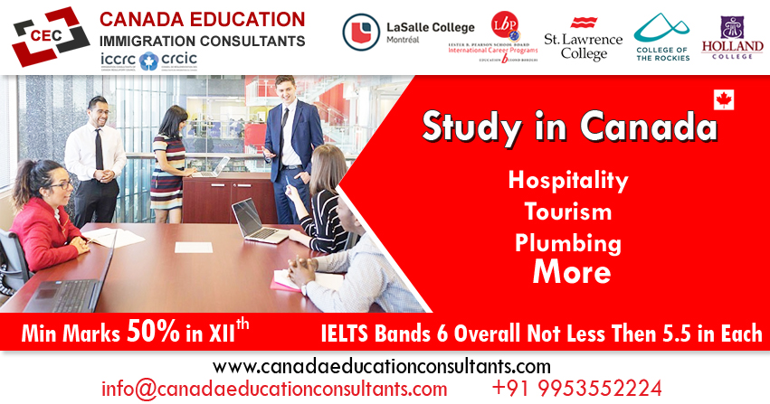 Study & Immigration In Canada