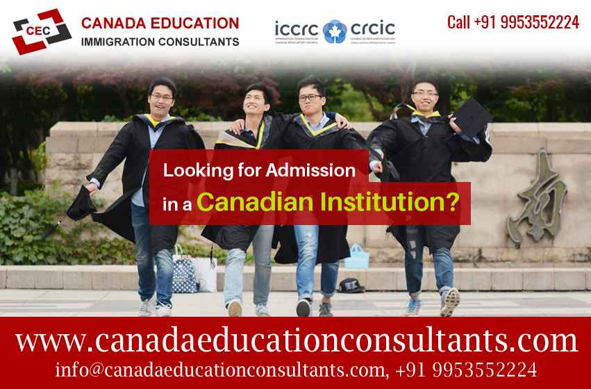 Study in Canada From India