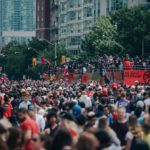 Increase in immigration rates and in Canadians' approval in 2019
