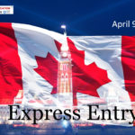 3,900 ITAs in two Express Entry draws on April 9